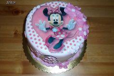 Dětský dort Minie