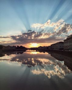 "9,107 Likes, 58 Comments - Nathan McCallum (@isnathan) on Instagram: ""Watching the sunset from the Ponte Vecchio in Florence 😍 #istravelling"""