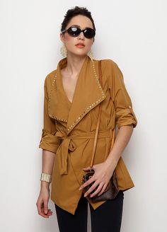 Cool Droplu ceket Markafonide 100,00 TL yerine 32,99 TL! Satın almak için: http://www.markafoni.com/product/3826314/