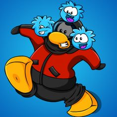 Puffle Rescue | Club Penguin