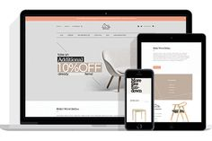 Please say hi to our new KulerThemes family member Decao- An elegant furniture OpenCart theme. Decao template mixes simplicity, art and engineering together in a modern yet classy furniture website. Please be quick to own Decao with 30% until 19th January 2015. Check it out! http://www.kulerthemes.com/decao-elegant-furniture-opencart-theme/