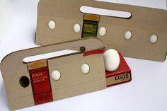 DAILY EGGS - k a h a e k i m  #eggs #packaging #eggspackaging