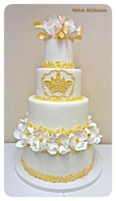 Select by Irina-Adriana - http://cakesdecor.com/cakes/249652-select