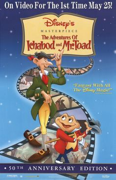 ichabod-and-mister-toad-movie-poster-1949-1020211250.jpg (580×896)