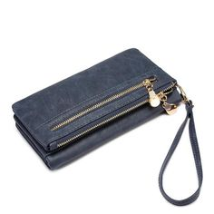 Card & Id Holders Generous Korean Creative Zipper Multi-function Purse Multicolor Wallet Pu Leather Card Bit Coin Purse Coin Purses & Holders