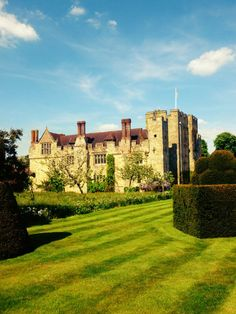 Hever Castle - Kent, Angleterre