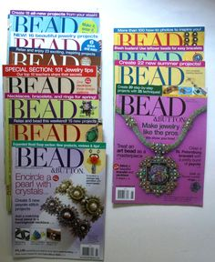 Bead & Button Magazines Jewelry Design by polymerclaybeads @julielcleveland