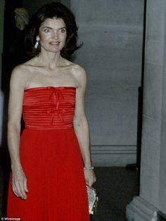 Jackie Kennedy's former live-in assistant has detailed the former first lady's (pictured in 1977) very restricted diet