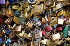 Read about Love Locks in our latest newsletter.