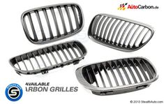 If its Carbon Fiber #grills you are looking for your #bmw check this out: http://www.stealthauto.com/accessories/BMW/X5-series/X5-SAV-2000-2006/painted-Accessories-X5/Painted-Grilles-for-X5-BMW.htm