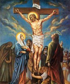 Obra Redentora de Cristo | Desejo Santo