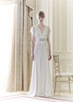 Vestidos de noiva em cinza e prata   Casar com Gosto