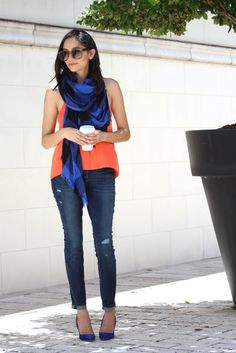 Fall Look With Gap Factory - Daily Craving