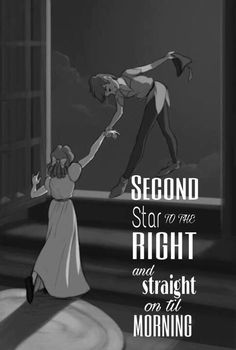 Second star to the right and straight on til morning ✨😍 Cute Disney Quotes, Disney Princess Quotes, Disney Love, Disney Art, Disney Pocahontas, Disney Songs, Desenho Peter Pan, Cute Disney Wallpaper, Trendy Wallpaper