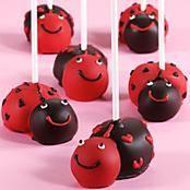Cute cake pops - soooo want it!!!