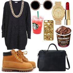A fashion look from June 2014 featuring Acne Studios, Forever 21 handbags and Michael Kors watches. Browse and shop related looks.