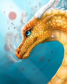 Peril Wings of Fire by xxSkyfrost.deviantart.com on @deviantART