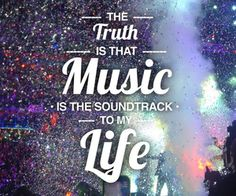 music, life, and soundtrack kép Good Music Quotes, Music Songs, My Music, Weekend Humor, Soundtrack To My Life, Music Heals, My True Love, Life Inspiration, Music Lovers
