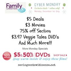 Family Christian Stores Cyber Monday Are Live! #cybermonday #shopping