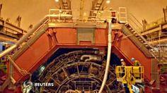 CERN's Large Hadron Collider (LHC).