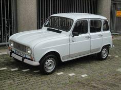 Te koop Renault R4GTL Clan 1990 - Prachtige klassieke auto, Renault R4GTL Clan - oldtimers en youngtimers in perfecte staat!