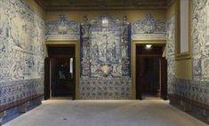 El azulejo portugués, retrato de la historia, candidato a Patrimonio Cultural mundial