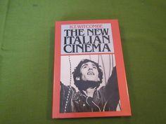 1982 ** The New Italian Cinema ** P. T Witcombe ** sj by theadlibrary on Etsy