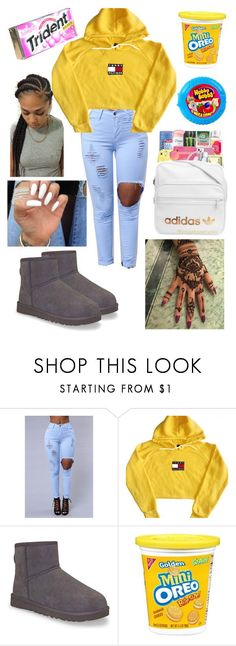 """Untitled #62"" by kala-bhaybee ❤ liked on Polyvore featuring UGG Australia"