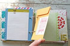 Mish Mash: Holiday Journal/December Daily 2011