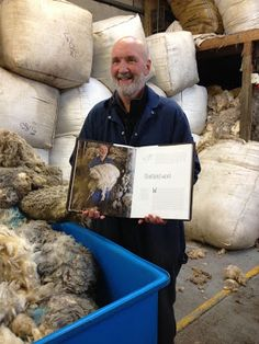 Perfect weather for spinning and knitting: Shetland Wool Week 2015 - more woolly adventures