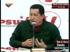 (Vídeo) CEMD Comandante Chávez Insta a desprenderse y tener impulsos ante el sacrificio http://youtu.be/DIBsE8Whn5s vía @YouTube