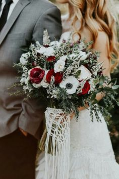 #Wedding #Winterwedding #Scandinavian #Flowers