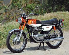 Happy Medium: The 1969 Honda CB175K3 - Classic Japanese Motorcycles - Motorcycle Classics