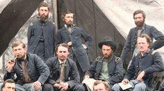 American Civil War Photos in Color