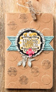 Adorable Halloween treat bag from Choose Happiness - Sharing the Joy of Creativity