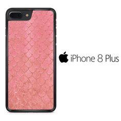 Pink Mermaid iPhone 8 Plus Case Iphone 8 Plus, Mermaid, Phone Cases, Pink, Pink Hair, Roses, Phone Case