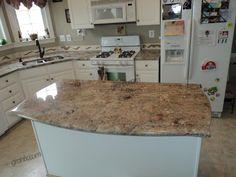 Mclean Typhoon Bordeaux Granite Kitchen Countertop Granix Marble Inc