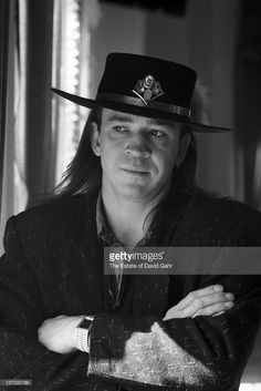 Stevie Ray Vaughan... Boston,MA... February 1987...