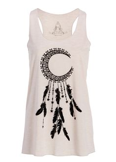 Dream On Loose Fit Tank Top