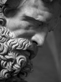Zeus - Father of Gods and Men, he is the god of sky and thunder, justice and order. His symbols are the thunderbolt, eagle, bull, and oak. (Roman equivalent - Jupiter)