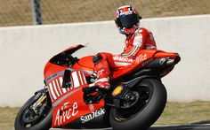 Casey Stoner, Ducati days.