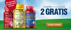 Ha regresado la mejor oferta del año,   COMPRE 1 Y LLÉVESE 2 GRATIS.  es.puritan.com/?scid=29138