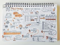 Sketchnotes Workshops und Material