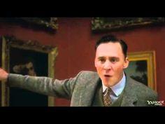 "Tom Hiddleston... ""TO THE IMPRESSIONIST!"" <3     The Deep Blue Sea movie 2011 Tom Hiddleston Movie (2012) HD"