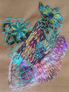 Marina Godoy / Embroidery