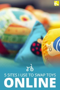 5 Sites I Use to Swap Toys Online