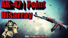 "CS:GO-TOP 5-Sticker Combinations: ""AK-47"" | Point Disarray (Буйство красок)"
