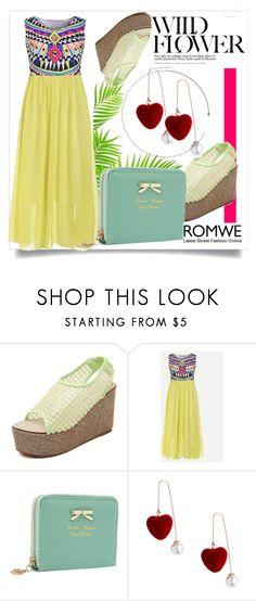 """""""Romwe 4"""" by danijela-3 ❤ liked on Polyvore featuring romwe"""