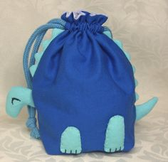 pattern for dino bag, in japanese but could use google translate or follow the directions by looking at the pics