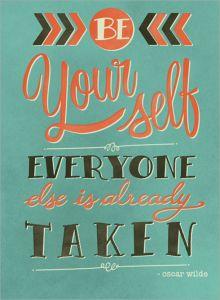 Creatief met typografie